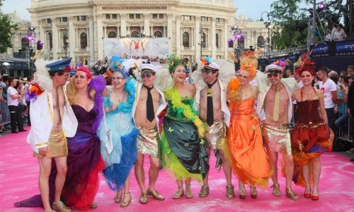 Lifeball 2011 Red Carpet
