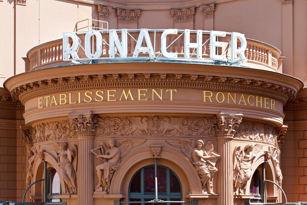 Ronacher Theater Vienna