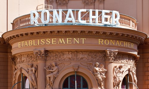 Ronacher Theater Vienna