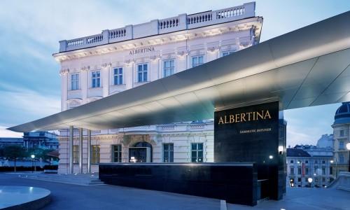 Albertina, Wien; Harald Eisenberger
