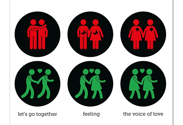 The Viennese Traffic Light Couples - Vienna InsightVienna Insight f3f84f6597