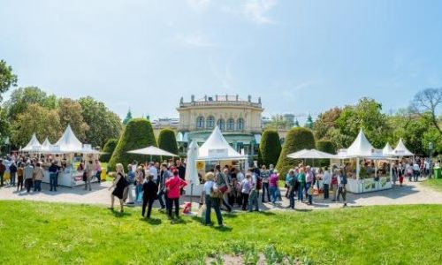 Vienna Genuss-Festival from 11th to 13th May 2018 in the Stadtpark b67171c8fc