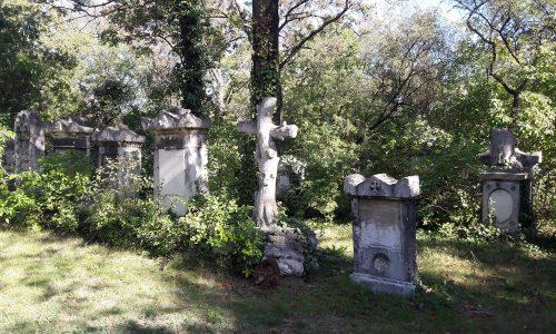 Biedermeier Friedhof St. Marx