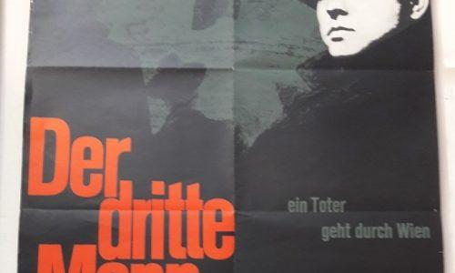 Film poster 1963 ©3rd man museum