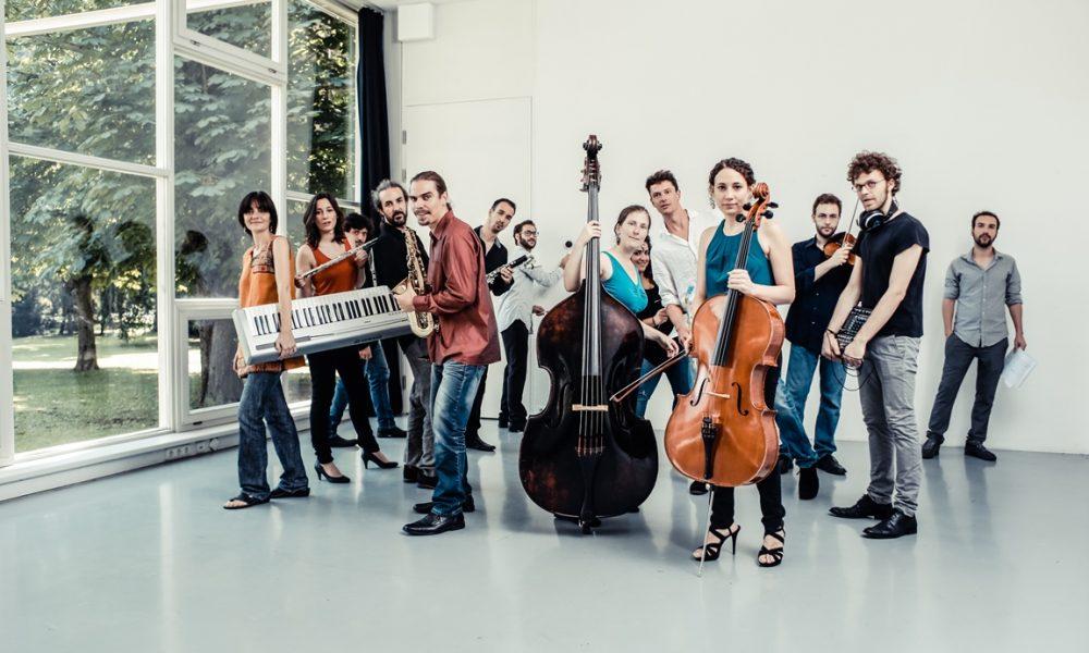 Schallfeld Ensemble © Wolfgang Silveri