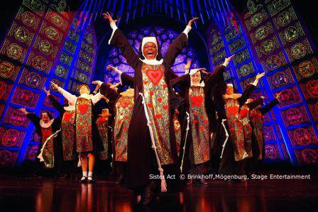 Sister Act, Musical Wien, Ronacher Theater