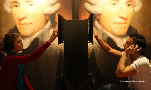 Haus der Musik, Haydn-Raum