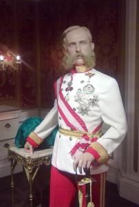 Madame Tussauds Kaiser Franz Joseph