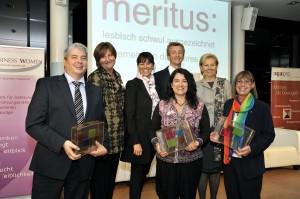Gewinner des Meritus 2011