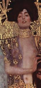 Gustav Klimt - Judith & Holofernes