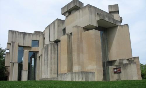 Die Wotruba Kirche