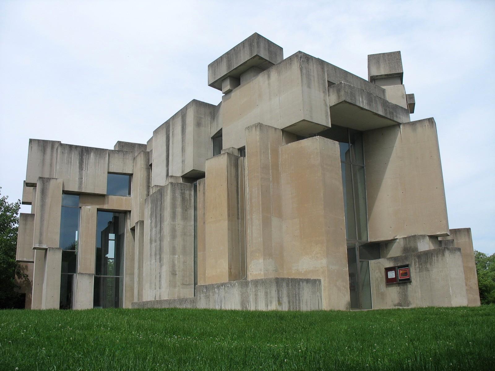 Die schönsten Kirchen Wiens Teil3 Die Wotruba Kirche