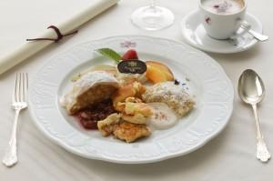 Wiener Mehlspeisen bei der Alt-Wiener Schmankerl-Reise