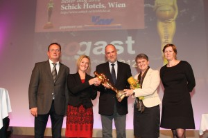 Bester Tourismusblog für die Schick Hotels Wien
