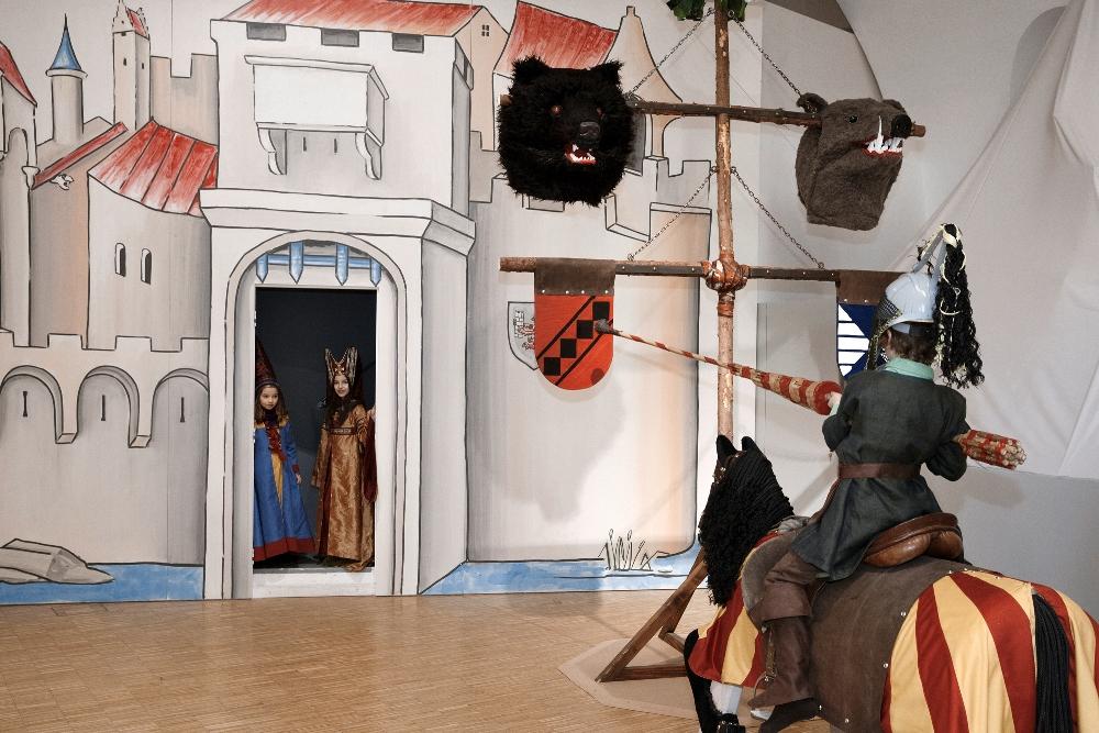 Ausstellung im Kindermuseum Wien