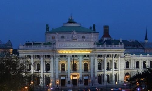 Burgtheater Wien am Burgring