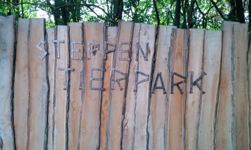 Tierpark Pamhagen Eingang