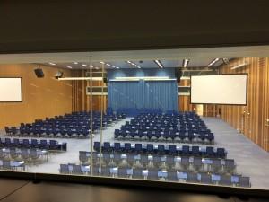 Konferenzsaal in der UNO City