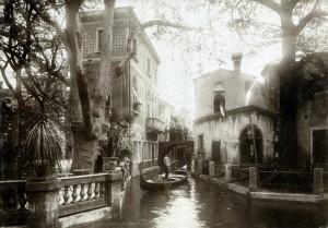 In_den_Prater_Pressefoto_Kriwanek, Erinnerungen an Venedig in Wien_1890_Copyright Wien Museum