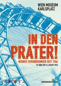 Plakat_In_den_Prater_Copyright Wien Museum