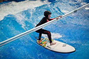 Surfen für Klein ... © kreitner und partner