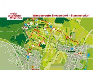 Strebersdorf bis Stammersdorf
