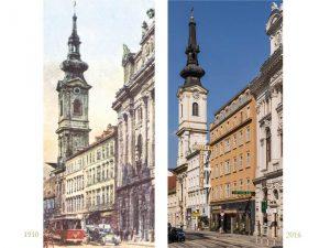 Hotel Stefanie Wien 1910-2016