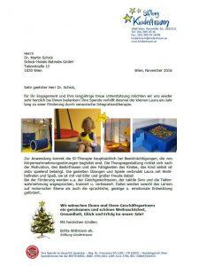 Stiftung Kindertraum 2017