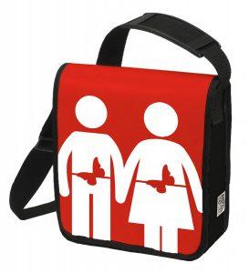 Ampelpärchen - Tasche