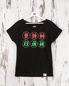 Ampelpärchen - T-Shirt