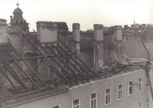 Baustelle 1945