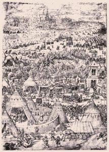 1529, Erste Wiener Türkenbelagerung