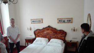 Zimmer Nr. 105