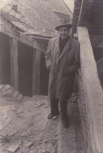 Dr. Stefan Schick, 1955