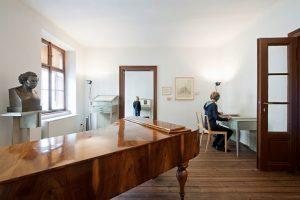 Schubert Sterbewohnung, Wien Museum, Foto Hertha Hurnaus