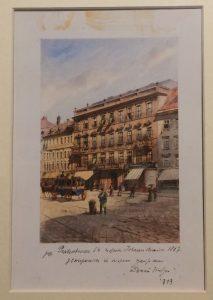 Strauss Wohnung 1807