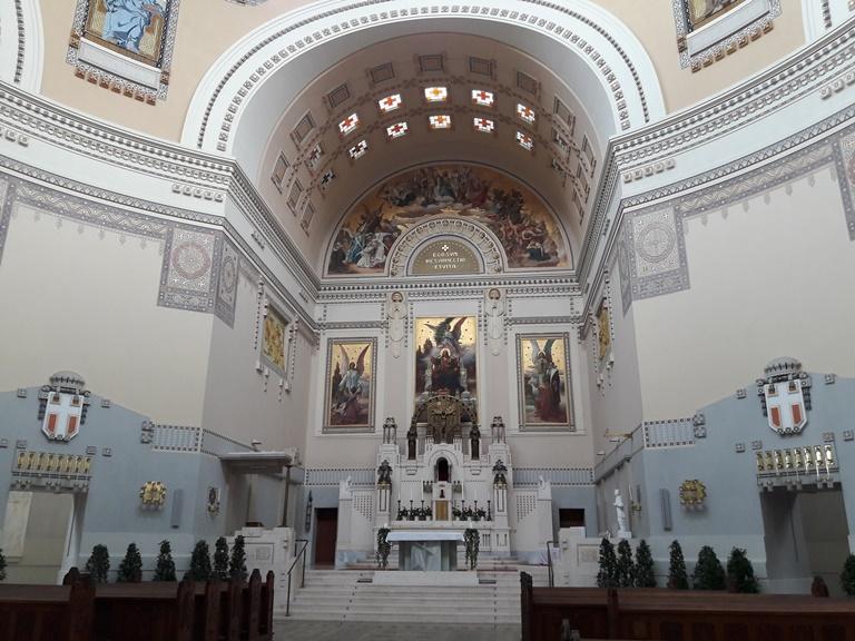 Luegerkirche Wien
