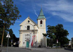 Kirche am Kahlenberg