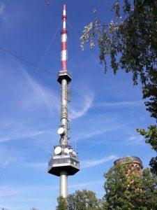 Sender am Kahlenberg