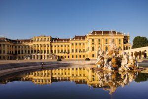 Wien, Schönbrunn, 2014, copyright www.peterrigaud.com