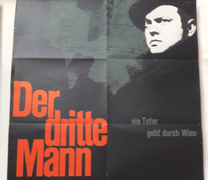 Film Plakat 1963 ©3. Mann Museum