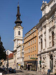 Hotel Stefanie Wien
