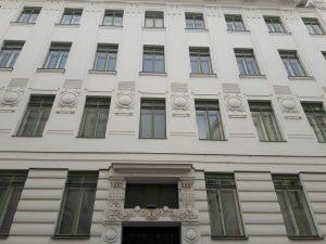 3er Haus von Otto Wagne