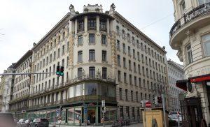 Eckhaus von Otto Wagne